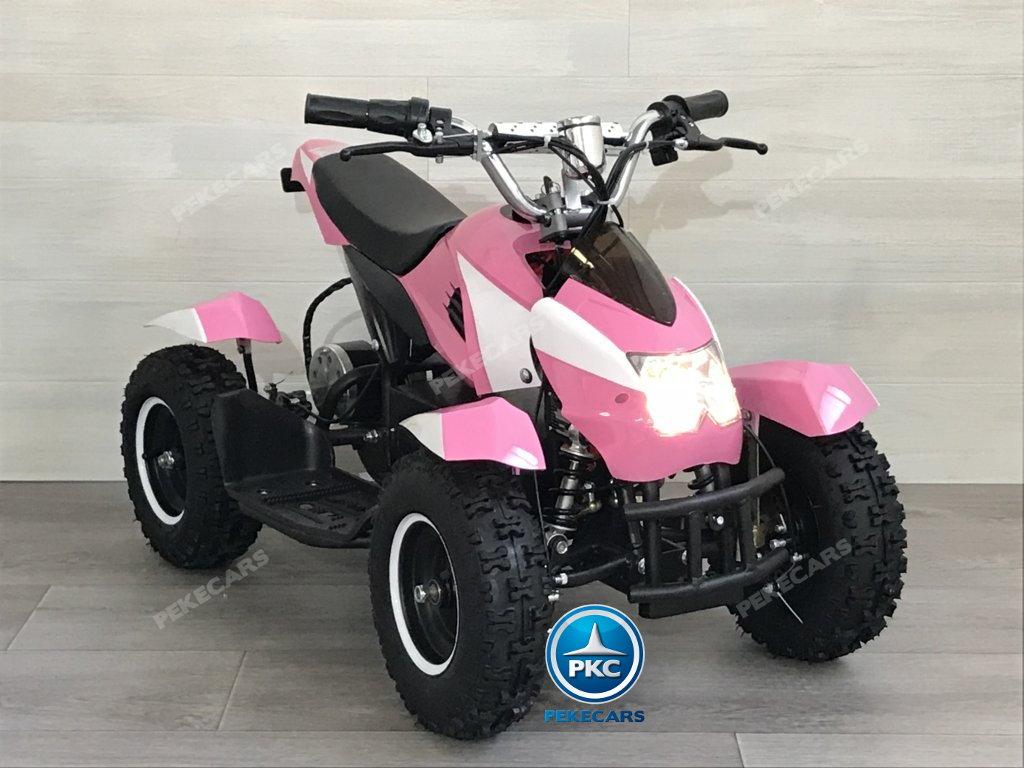 Quad Cobra 36V 800W Rosa