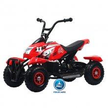 Mega quad 4100 rojo