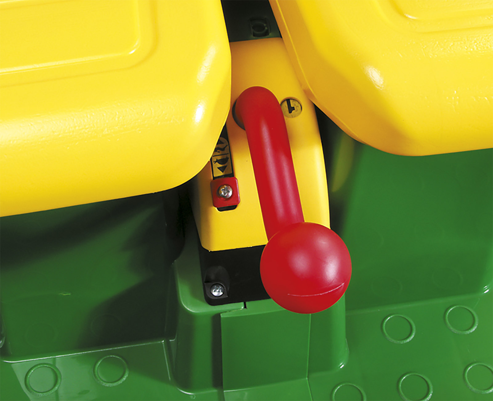 Tractor Eléctrico Infantil John Deere Gator HPX 2 Plazas